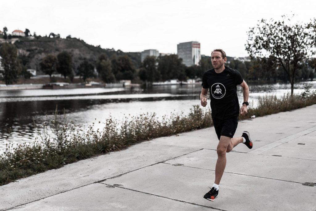 Jan Pernica trénuje členy adidas Runners Prague i filmového Zátopka