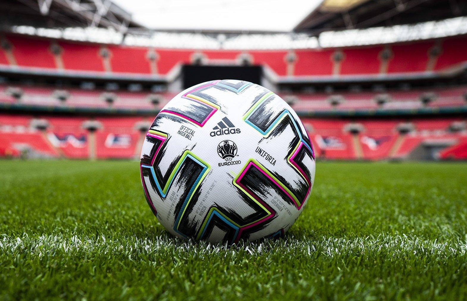Uniforia: adidas představuje oficiální zápasový míč UEFA EURO2020TM