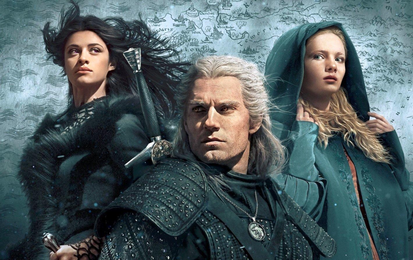 The Witcher neboli Zaklínač. Deset věcí, které jste nevěděli o Geraltovi