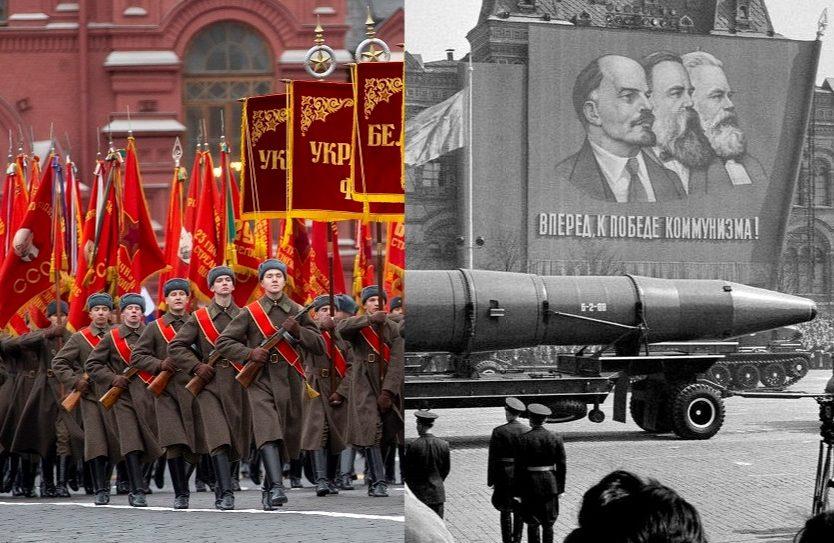 Vojenské přehlídky Sovětů byly podvod. Moskva napálila CIA opakovaně