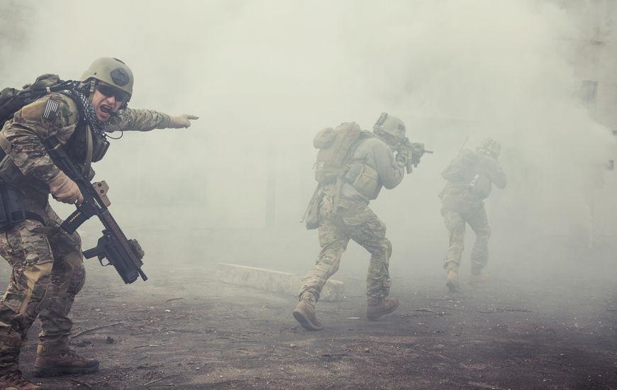 vojenské jednotky