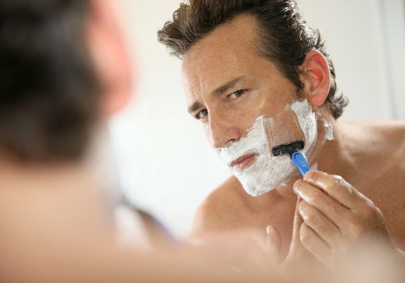 jak se správně oholit