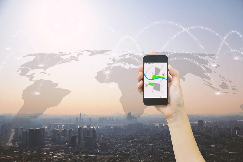 aplikace pro cestování