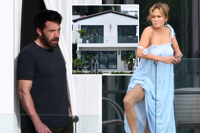 Jennifer lopez a ben Affleck